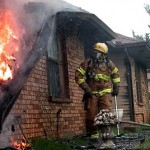 home fire claim