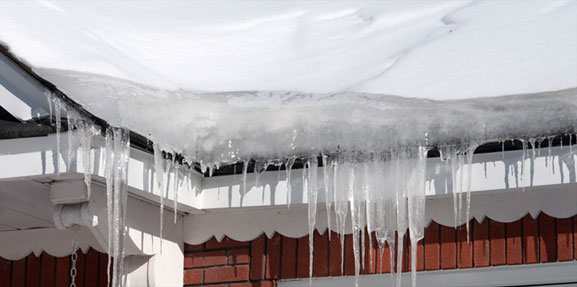 Property Loss Due To Ice Dam