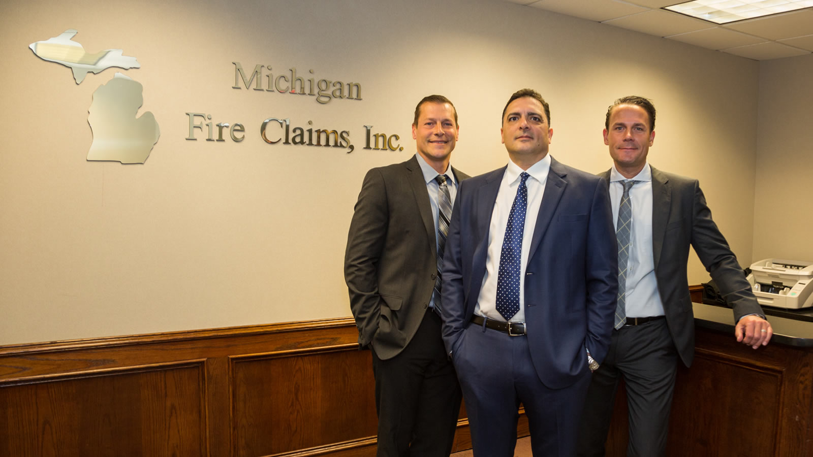 About Michigan Fire Claims, Inc. Public Adjuster