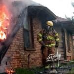 home fire claim