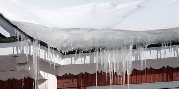 Ice Dam property loss claim